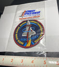 Kennedy Space Center 4 Iron On Souvenir Patch Shuttle Discovery Glenn Brown