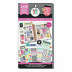 The Happy Planner Mom Life Value Pack Stickers Craft Supplies 1439 Pieces