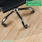 36 x 48 PVC Floor Protector Mat For Home Hard Wood Floor Office Rolling Chair