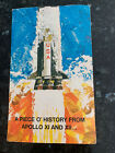 Apollo and 11 and 12 Commemorative brochure Set and patches