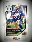 2019 UPPER DECK CFL UD Trading Cards- Sealed Box! Lowered price to sell - 1 ONLY