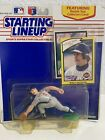 1990  WALLY BACKMAN Starting Lineup Figure MINNESOTA TWINS With Rookie Card 1978