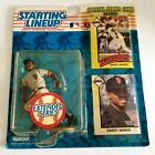 1993 BARRY BONDS EXTENDED SERIES STARTING LINEUP SAN FRANCISCO GIANTS NEW SEALED