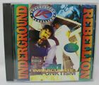 UNDERGROUND REBELLION A1 IMMACULATE FUNKTISM CD O.G PRESS HIP HOP G-FUNK RARE