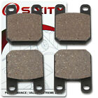 Front + Rear Ceramic Brake Pads 2003-2010 Sherco 0.5 0.8 1.25 2.0 2T Set zs