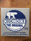 Klondike Bar Large Silk Screened On Canvas Art Sculpture Pop Art Piece