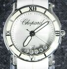 🌟 Chopard Happy Sport Happy Diamonds Ceramic Bezel Floating Diamond 278551-3003