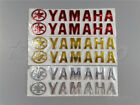 145mm Pair Tank Fairing Badge Emblem Logo Decal Sticker Pad For Yamaha