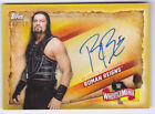 2020 Topps WWE Road to WrestleMania Cards 33