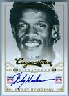 RICKEY HENDERSON 2012 COOPERSTOWN COLLECTION AUTO AUTOGRAPH SP 50
