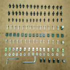 CNC Fairing Bolt Kit body screws Clips For HONDA Motorcycle