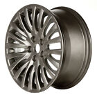 72711 Refinished Suzuki Kizashi 2010 2012 18 inch Wheel Smoked Hypersilver