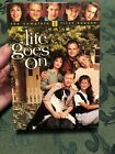 Life Goes On The Complete First Season DVD 2006 6 Disc Set