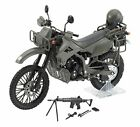 1/12 Little Armory (LM002) JGSDF Reconnaissance Motorcycle DX from JAPN w56#