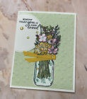 Get Well Stampin Up Card