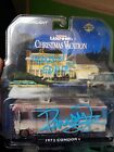 Christmas Vacation Randy Quaid Signed RV with Cousin Eddie Inscription JSA COA