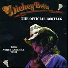 Dickey & Great Southern Betts - Official Bootleg (CD Used Very Good)