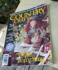 Country Crafts Better Homes And Gardens Special 1998 Romantic Decorating Crochet