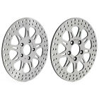 11.5'' F&R Brake Rotors for Harley Electra Glide Ultra Glide Road King 1340