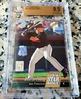 BUSTER POSEY 2010 Upper Deck STAR #1 Draft Pick Rookie Card RC BGS 9.5 ROY MVP $