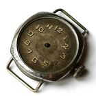 WW1 RARE JUNGHANS GERMAN TRENCH WATCH BRITISH ARMY MILITARY WORLD WAR ONE WWI