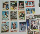 HOF Baseball Card Lot Of 30 All Different RYAN GIBSON YOUNT RIPKEN and More