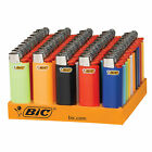 BIC Mini Lighter Assorted Colors 50 Count Tray