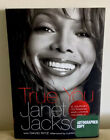 JANET JACKSON SIGNED TRUE YOU FIRST EDITION HARDCOVER BOOK