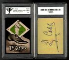 Top 10 Ty Cobb Baseball Cards of All-Time 17