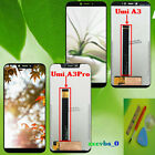 LCD Display Assemble Touch Screen Digitizer Glass For UMI Umidigi A3 / A3 Pro