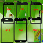 Touch Screen Digitizer Glass Panel For Caterpillar CAT S30 S31 S40 S41 S50 S60