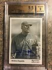 2016 Topps Archives Miguel Sano auto BGS 9.5 9 #9 10 Black & White SP rookie
