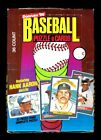 1986 DONRUSS BASEBALL NICE CLEAN WAX BOX - NEW OUT OF CASE