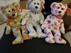 TY Beanie Baby Kissy The Bear With Tag Retired   DOB:  February 7th, 2003