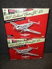 24 WINGS OF TEXACO 1937 LOCKHEED 12A ELECTRA JR AIRPLANE REG  SPECIAL NEW
