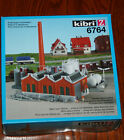 Z SCALE BUILDING KIT KIBRI 6764 36764 FACTORY SHED