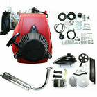 4 Stroke Top 49CC Gas Petrol DIY Motorized Bicycle Bike Engine Motor Kit Scooter