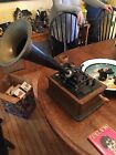 Edison Horn Phonograph Antique Staten Island Pick Up Victrola S229285 Bargain