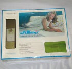 NOS Sealed Vintage St. Mary's Twin Automatic Electric Blanket Green Fairlane