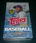 2015 Topps Baseball Cards Series 1 Hobby Box Factory Sealed - Autograph, Relic??