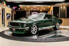 1967 Ford Mustang Fastback Restomod Pro Touring Roush S C Coyote 50L V8 637hp T56 Magnum Fully Upgraded Chassis