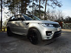 LARGER PHOTOS: RANGE ROVER SPORT 3.0  DYNAMIC AUTOBIOGRAPHY,38,000 MILES,CHAMPAGNE GOLD 2014