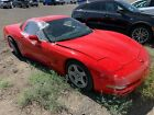 1997 Chevrolet Corvette  Wrecked for $5500 dollars