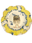 Anthropologie Lou Rota Nature Table Dessert Plate Owl NEW SOLD OUT