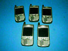 5 Palm Treo 700wx lot Verizon cell phone Without Charger THEY WORK   41p3
