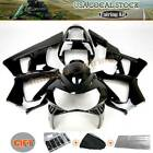 Injection Glossy Black ABS Fairing Kit Fit for Honda 2000 2001 CBR929RR W/ Bolts