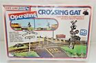 Life Like 8209 HO Scale Operating Crossing Gate NOS