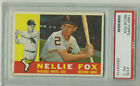 Nellie Fox Cards and Autographed Memorabilia Guide 21