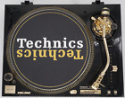 Technics SL 1200GLD LIMITED EDITION TURNTABLE 1 out of 3000 w ODYSSEY CASE