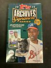 2020 Topps Archives Signature Series Retired Player Hobby Box Sealed
